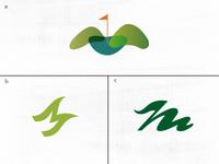 M Golf Drib