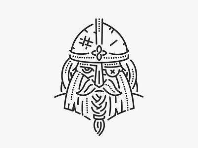Dwarven Expression face fantasy illustration viking dwarf