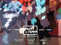 Paint the Town Mockup