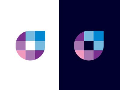 MSD SYMBOL COLLECTION 077 vector illustration colorful brand simple collection symbolmark logo minimal identity