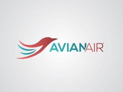 Avian Airlines Logo avian airlines logo flight