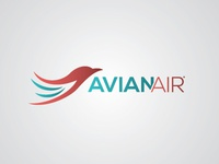 Avian Airlines Logo