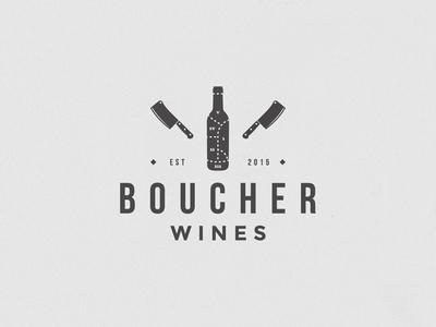 Boucher Wines Logo