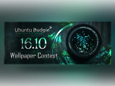 Ubuntu Budgie 18.10 Wallpaper Contest Banner wallpaper contest open source linux banner budgie ubuntu