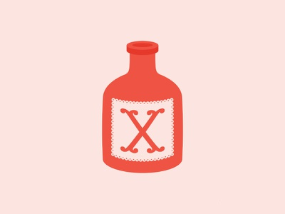 X / 36 Days Of Type 36daysoftype typography type illustration dropcap lettering letter x