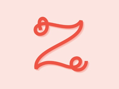 Z / 36 Days Of Type 36daysoftype typography type illustration dropcap lettering letter z