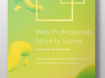 Sucuri Web Professional Security Survey - 2019