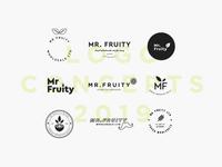Mr Fruity Logos