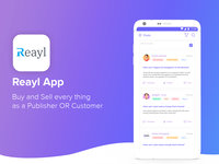 Reayl App