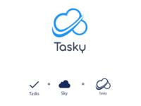 Tasky || Logo