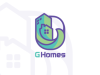 G Homes || LOGO