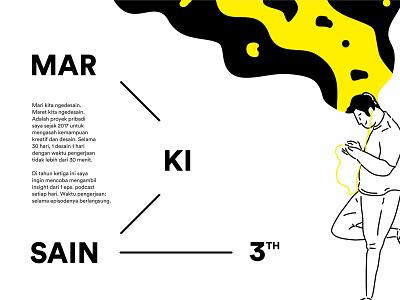 MARKISAIN 2019 READY design art vector illustration graphic design