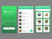 Freshly UI