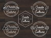 Create Culture Photography (In Progress)