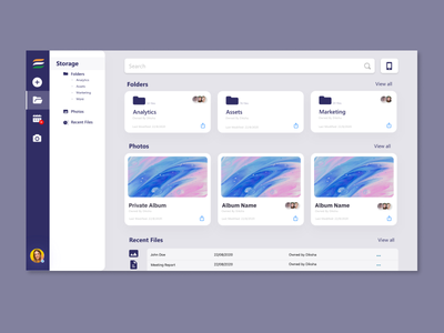 Dashboard Design interaction interface business digital creative ux ui dashboard desktop adobe xd design
