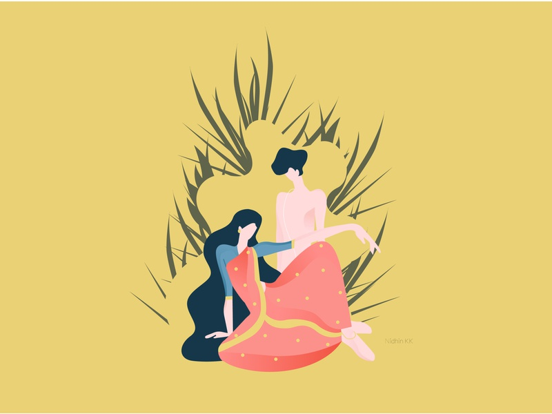 Our time together is just never quite enough. love illustrations