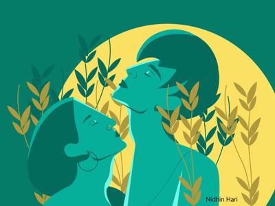 love illustraion