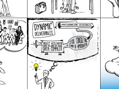 Storyboard presentation storyboard