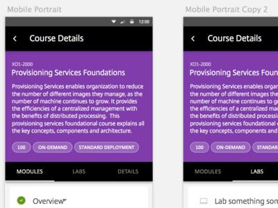LMS Course Details
