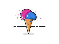 Cone Ice Icon