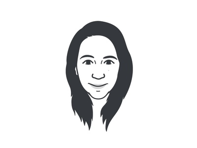 Luisa girl face avatar