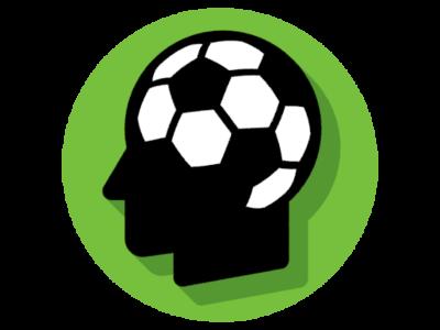 Ball Icon blender logo mezaka app football soccer