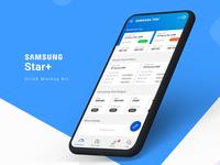 Samsung Star+ App