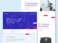 Capacita - Homepage