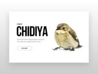 A tale of CHIDIYA