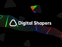 Digital Shapers - 1st Logo Animation