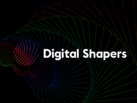 Digital Shapers - 3rd Logo Animation