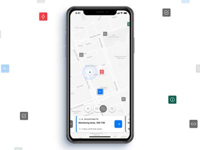 TakeTask - Map View