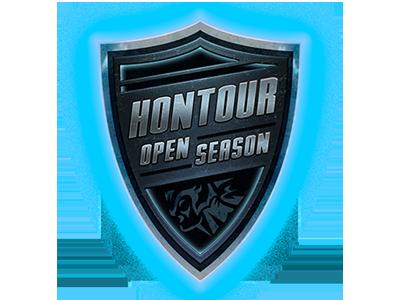 Hontour Open Logo