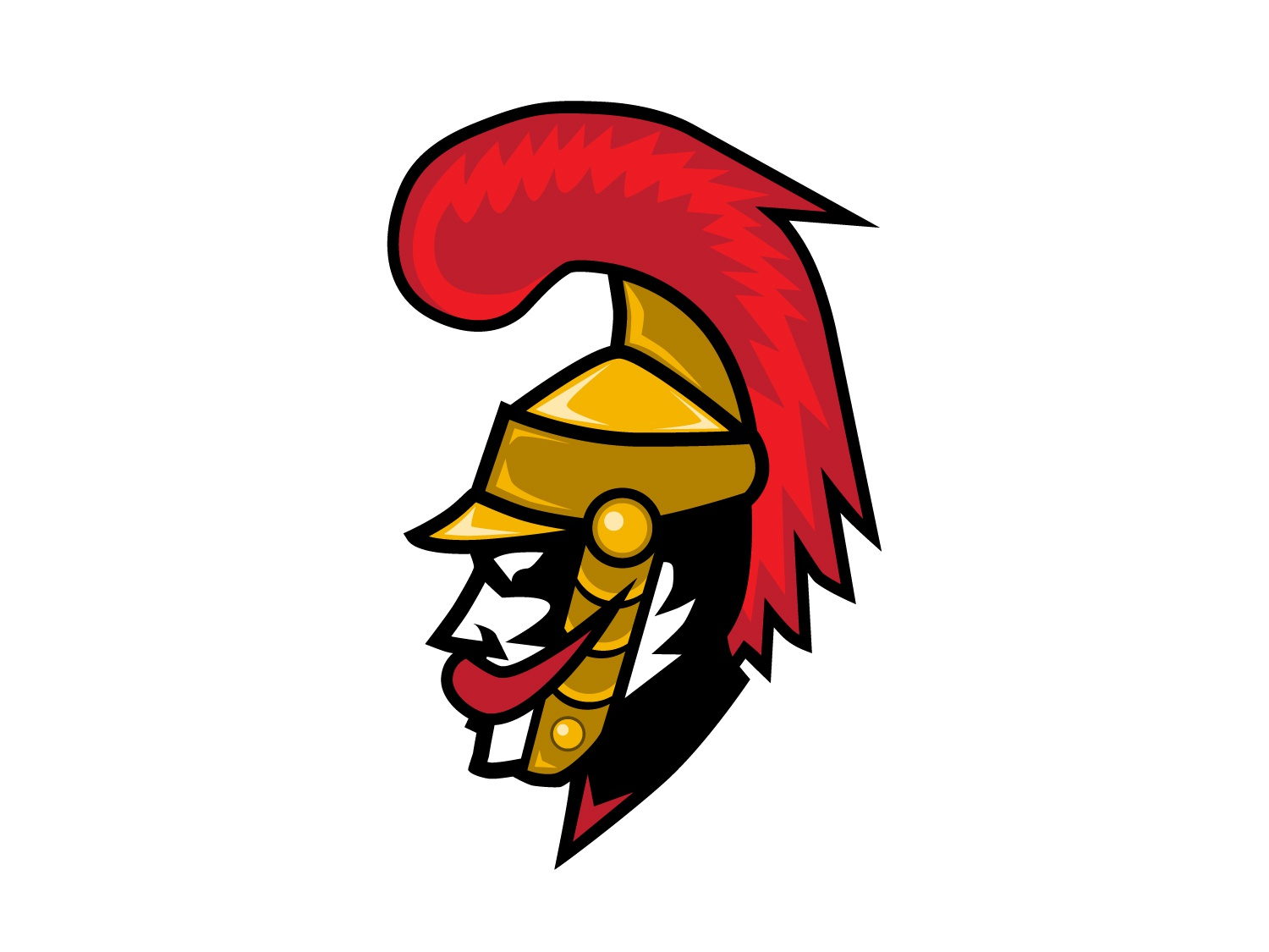 lansing lancers by david birkam dribbble dribbble