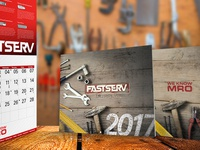 2017 FastServ Supply Calendar