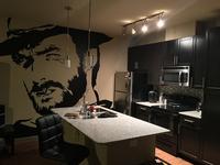 Clint Eastwood Mural
