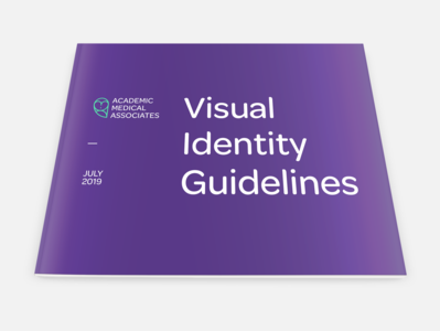 Academic Medical Associates Visual Identity Guidelines