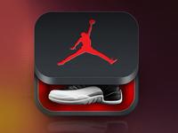 Air Jordan App Icon