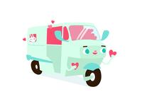 love truckster