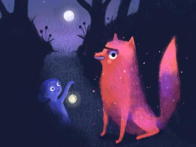 fox unibrow