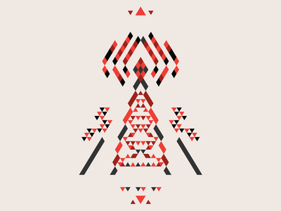 Bless This Tower pattern tower graphic design design