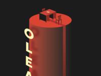 Oleanna - Attempt II