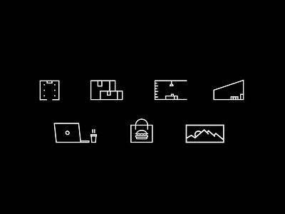 Cons icon design icons logo design illustration