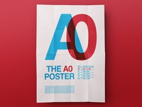 A0 Poster: ISO Poster Series