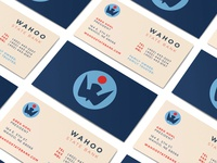 Wahoo State Bank Business Cards