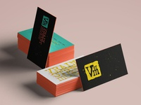 Vrain Street Music Business Cards