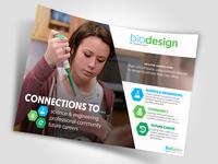 Biobuilder: Branding & Print