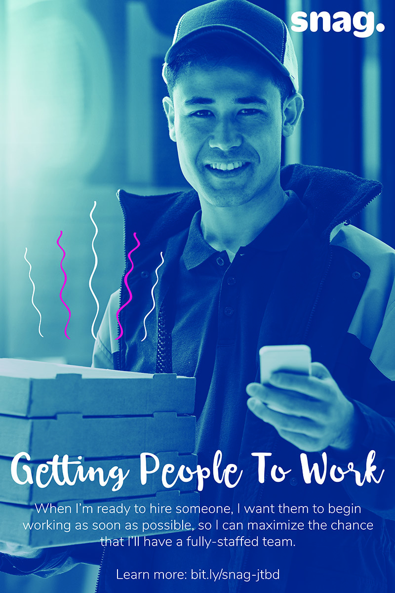 Getting people to work
