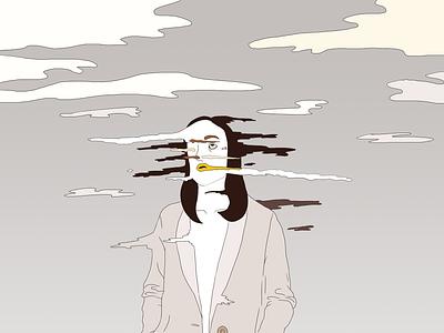 Blending in illustration