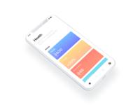 UI Concept — Health